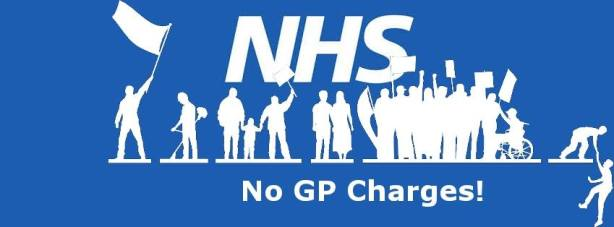 NHS no GP charges