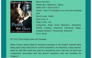 Bjarni the Hero Extasy email