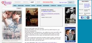 Kjartan the Gentle Romance Reviews2